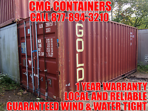 What are the Functions of Shipping Containers?