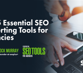 SEO reporting tools designed for agencies