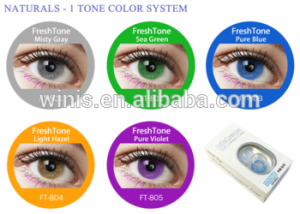 Want to know the recent collections of circle lenses in the market