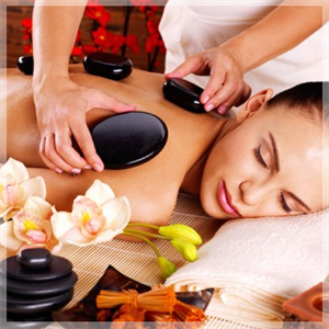 Process of Swedish massage treatment
